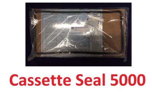 RPI  Scican Statim 5000 Cassette Seal Gasket Black Replacement Kit