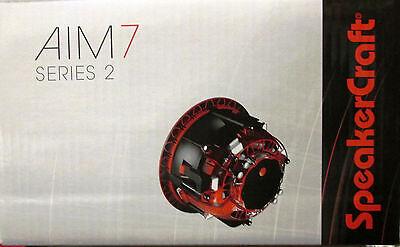 4 pack - Speakercraft AIM7-Two Series 2 In-Ceiling Speaker - 4 Each / Aim 272
