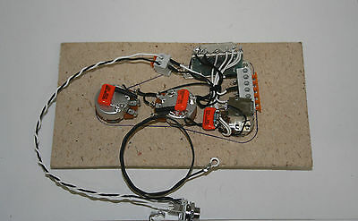 Fender stratocaster 7 way switching solderless loom | eBay