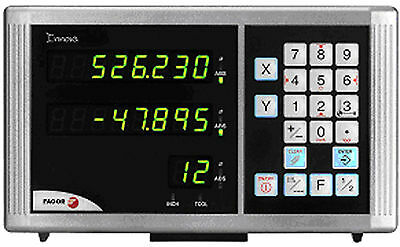 Fagor Digital Read Out Dro 16 X 36 Travel For Mills