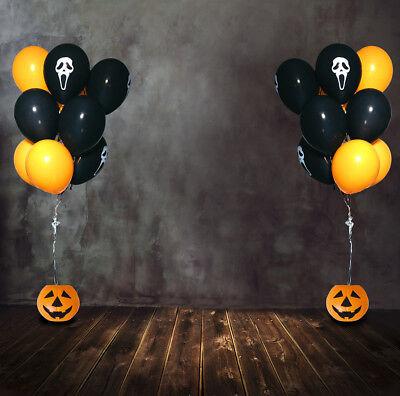 Happy Halloween Skull Balloon Photography Prop Backdrop Photo Background 10X10FT](Happy Halloween Backgrounds Desktop)