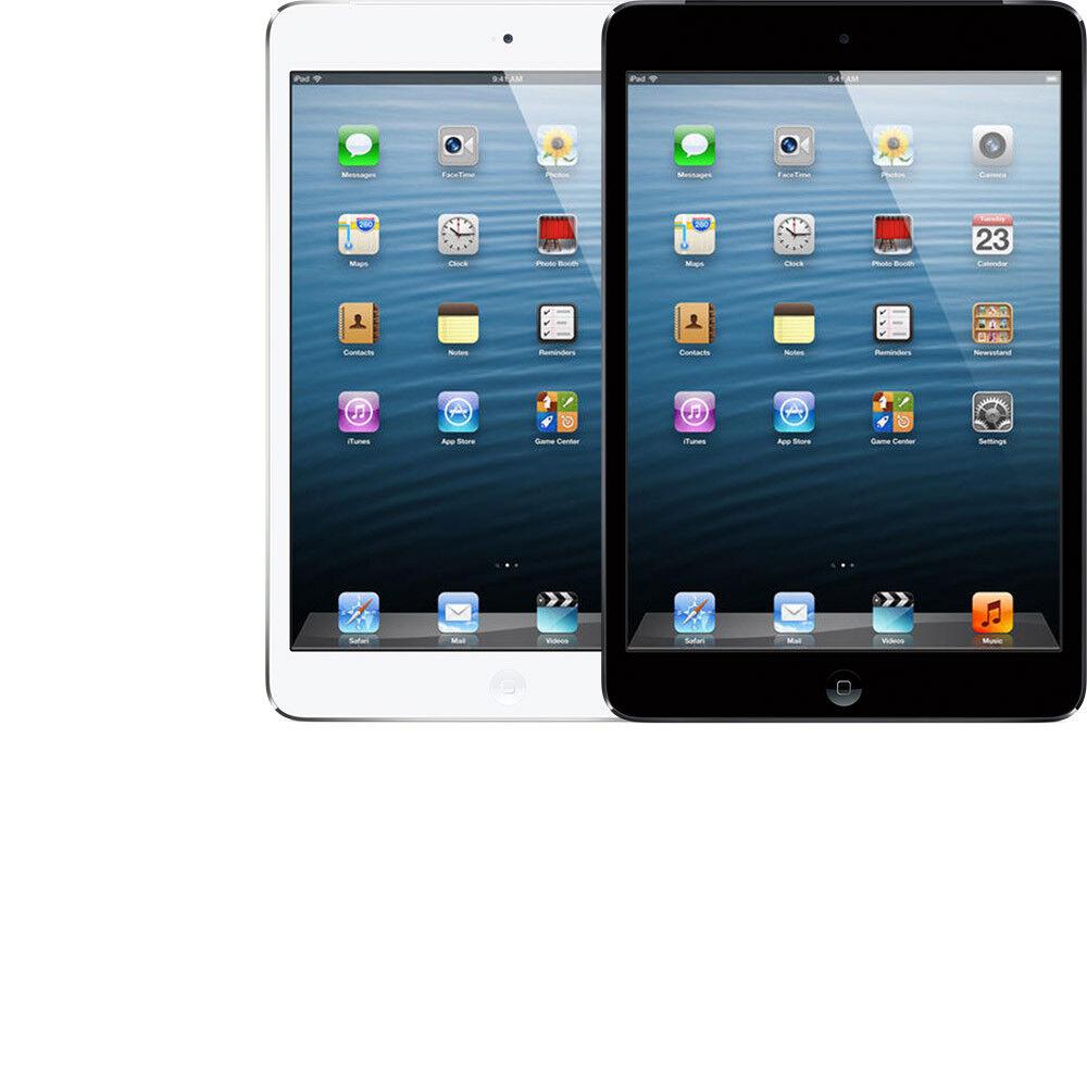UNLOCKED Apple iPad Mini 2 3 4 ✤WIFI+LTE✤ 16GB 32GB 64GB 128GB Black White Gold