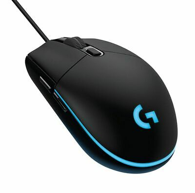 Logitech G203 Mouse Prodigy Programmable RGB Wired Gaming Mouse