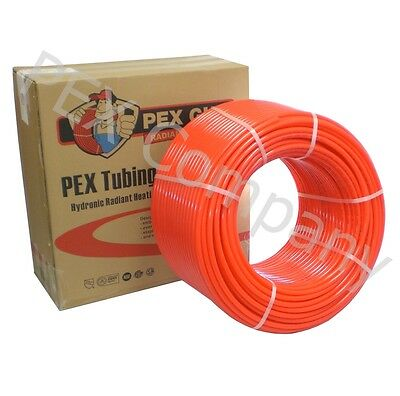 12 X 1000 Ft Pex Tubing Piping O2 Oxygen Barrier Radiant Heating Nsf - Pex Guy