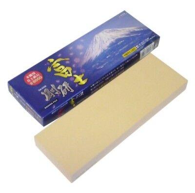 Naniwa Profesional Deluxe Piedra Afilar Gouken Fuji Acabado #8000 Qa-0358