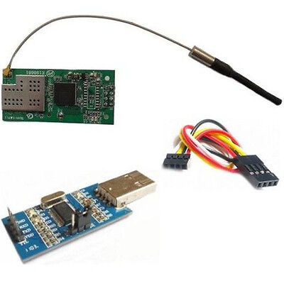 Uart Wifi Serverclient Module Starter Package Kits -arduino Compatible