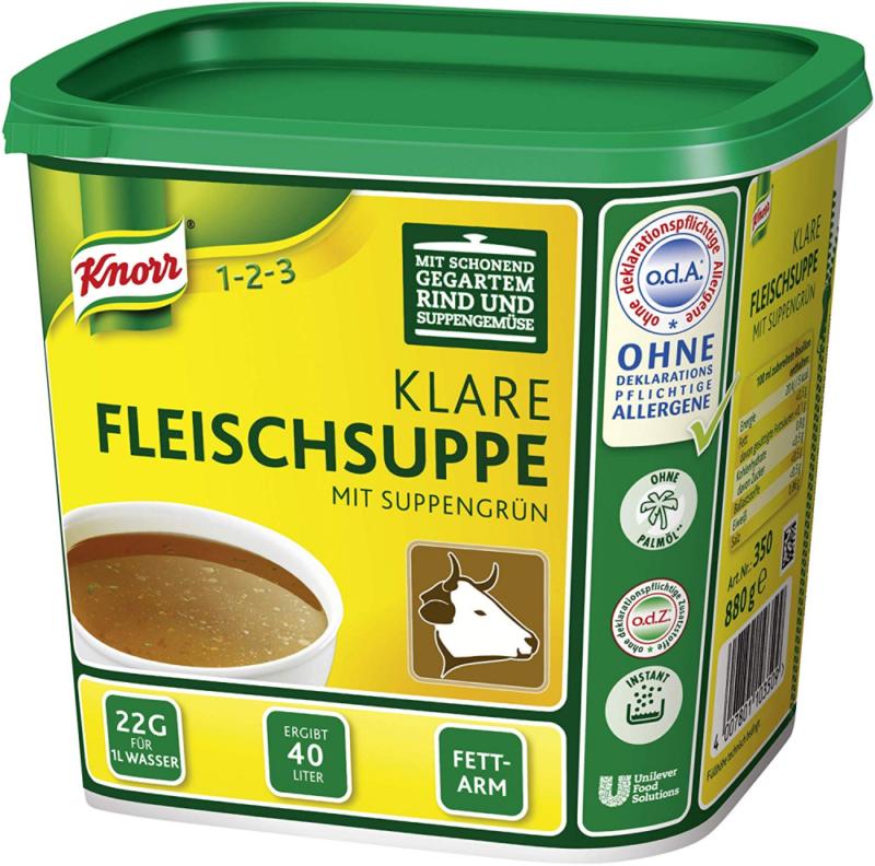 Knorr FleischbrГјhe