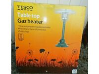 Gas Heater - Table Top