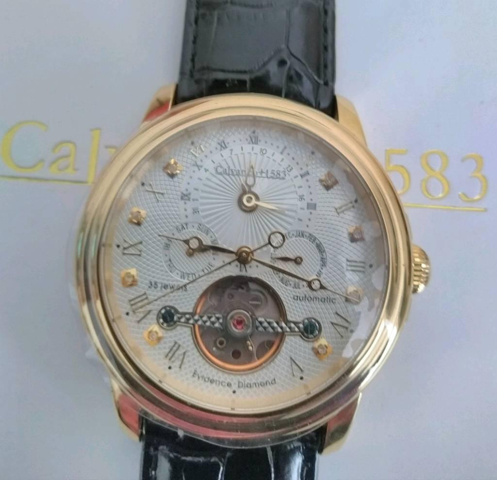 Calvaneo automatic watch