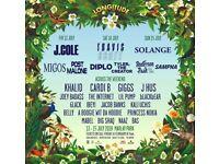 Longitude Festival Saturday Ticket