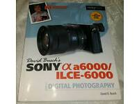Sony a6000 guide book