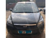 09 Ford Focus 1.8 TDCI spare parts engine gearbox wing door panther black KKDA