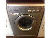 INDESIT 4kg WASHER DRYER RELIABLE MODEL FREE DELIVERY AND WARRANTY