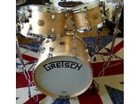 Gretsch USA Jasper kit. Vintage