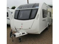 2012 STERLING ECCLES SPORT 514 CARAVAN