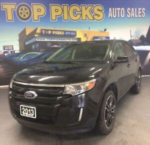 2013 Ford Edge SPORT APPEARANCE PACKAGE, AWD, PAN ROOF, NAVI!