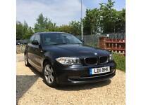 BMW 1 series 116D SE 2.0 diesel 2011 5 door