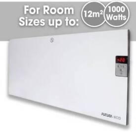 Eco electric panel heater
