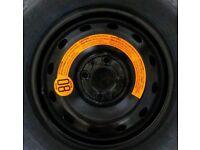 "14"" Space Saver Wheel + Tyre"