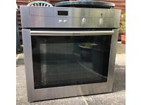 Neff circotherm single oven - used, not fully working