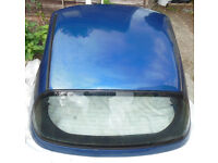 Z3 HARD TOP (TOPAZ BLUE)