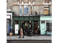 Commis Chef needed for Notting hill Cafe