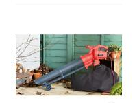Sovereign 2600W Electric Garden Leaf Blower and Vacuum