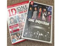 One Direction Tour DVDs