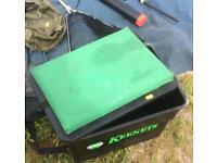 A Keenets fishing box