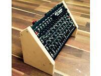 MFB Tanzbar Analog Drum Machine w/ custom riser cheeks (Roland, arturia, electron)