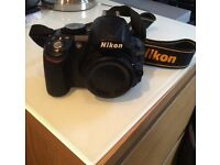 Nikon D3100 14.2MP Digital SLR Camera - Black (18-55mm VR KIT)