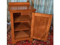 Antique pine cupboard in excellent condition
