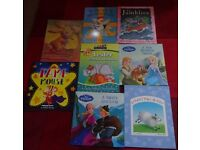New 8 Lovely Childrens Bedtime Picture Story Books only £5 job lot pre school nursery books
