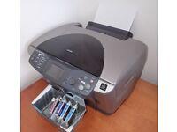Epson Stylus Photo RX600 Printer, Scanner & Copier