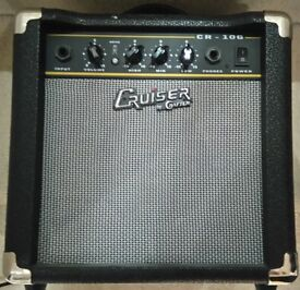 Guitar Amplifier in great working order