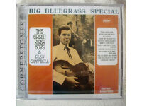 NEW & cellophane sealed BIG BLUEGRASS SPECIAL CD Glen Campbell-The Green River Boys.Can post.£5 ovno