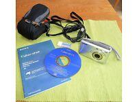 Sony Cybershot DSC-S730 digital camera