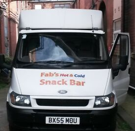 Mobile catering Business For Sale