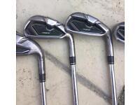 Taylormade rocketballz golf clubs 5-AW