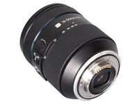 Samsung NX16-50mm F2.0-2.8 S Series Zoom Premium Lens with OIS