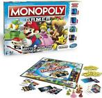 Super Mario Gamer Monopoly (Merchandise)