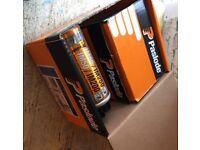 Paslode 38mm x 1.6mm F16 straight brad nails and Gas IM65/IM250/IM50/IM200