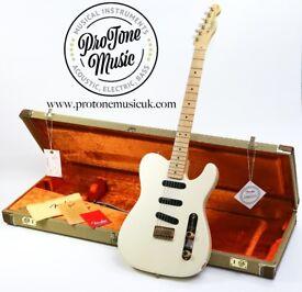 1994 Fender USA James Burton Telecaster & Original Fender Tweed Case