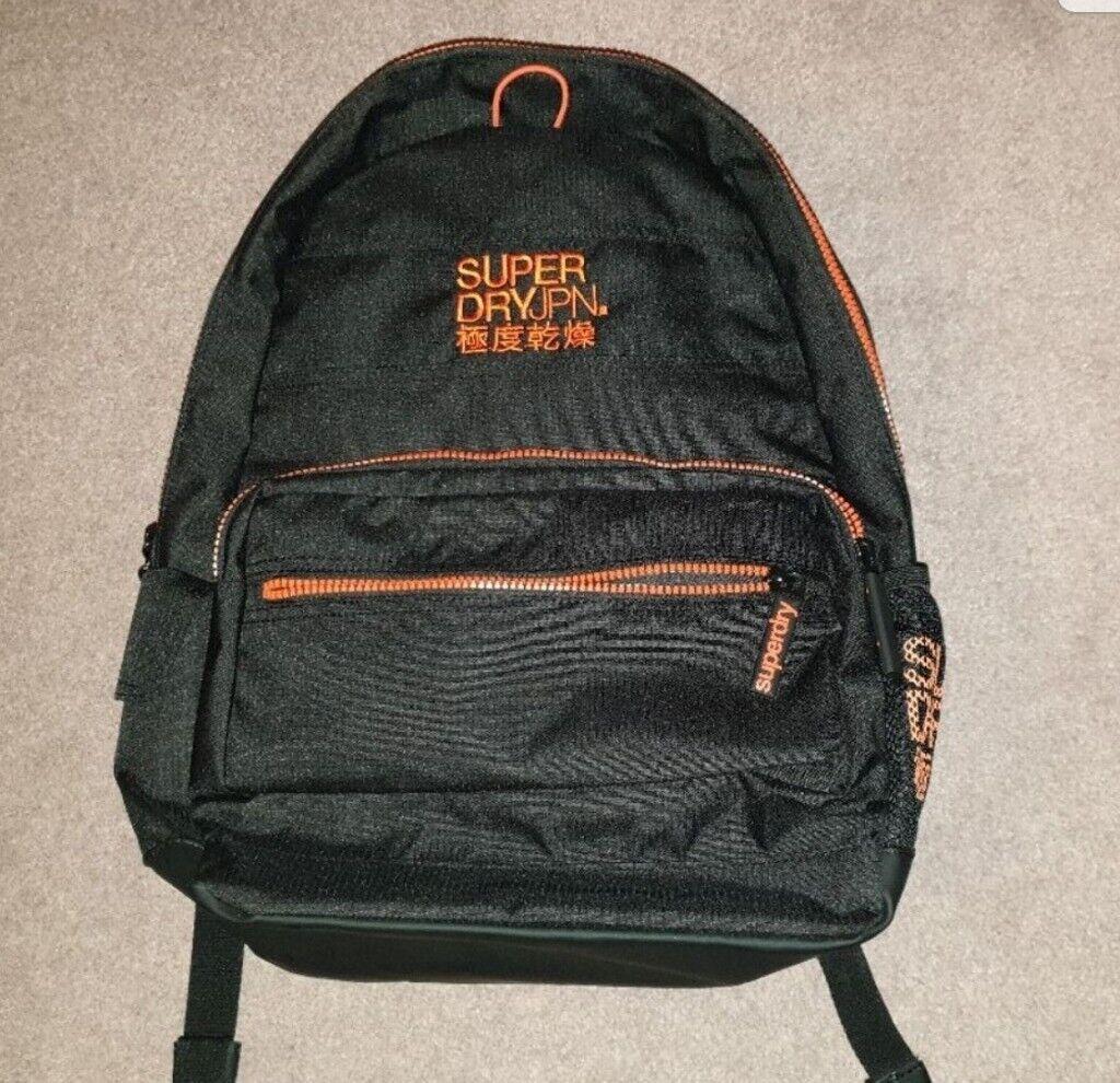 Super dry moncheater montana rucksack backpack  b4f804b59953e