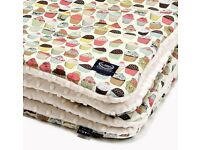 La Millou Baby Blanket cupcakes/ecru FREE DELIVERY
