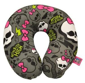 Monster High Kids' Travel Pillow