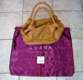 LUANA DESIGNER HAND-BAG - BRAND-NEW AND UNUSED - PRICE REDUCED