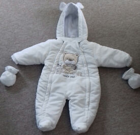 Baby Pram Suit 3 – 6 months