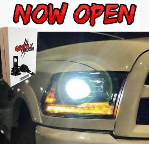 NOW OPEN IN GP! Super Bright Grizzly V4 LED Kits! 1 Year Warranty!! Plug N Play !!