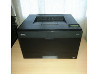 Dell 2330dn Laser Printer - Duplexer & Network - Toner & Leads